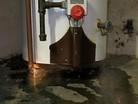 Leaking water heater, riverside, menifee, corona, temecula